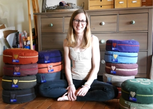 Katharina Balande, www.yogarina.ch